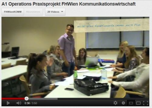 A1 Operations Projektvideo