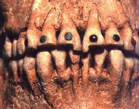 Las modificaciones dentales en Mesoamérica
