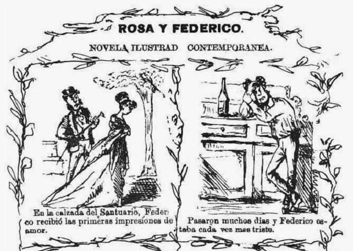 La primera historieta mexicana