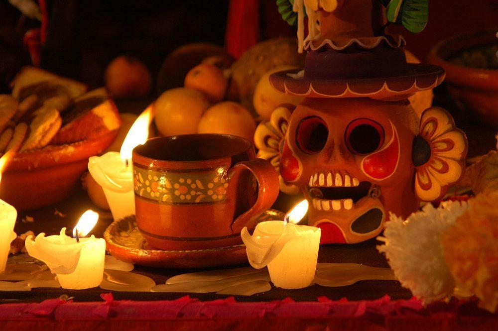 El origen de las ofrendas de Día de Muertos