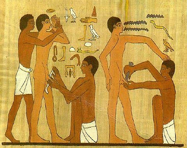 La Circuncision Religiosa