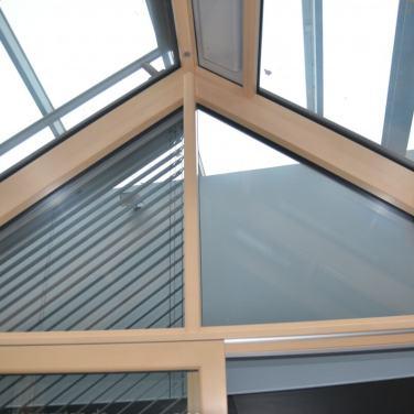 Крыша и реализация соединений в зимних садах серии Modena