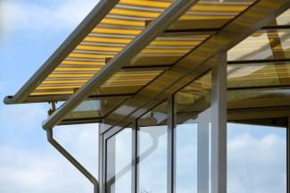 строительство террас и навесов TS Aluminium