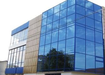 фасад здания Framex F50