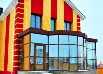 фасад зимнего сада Framex F50
