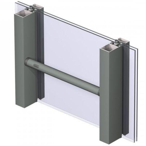 алюминиевый профиль CW60