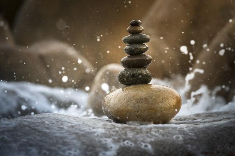 Entspannung, Stressbewältigung und Balance für Körper und Seele.