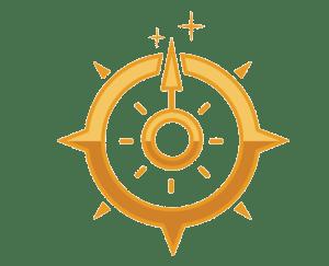 Kompasszeit Logo