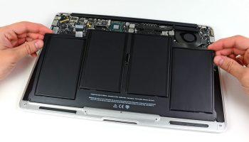 Ремонт и настройка MacBook Air