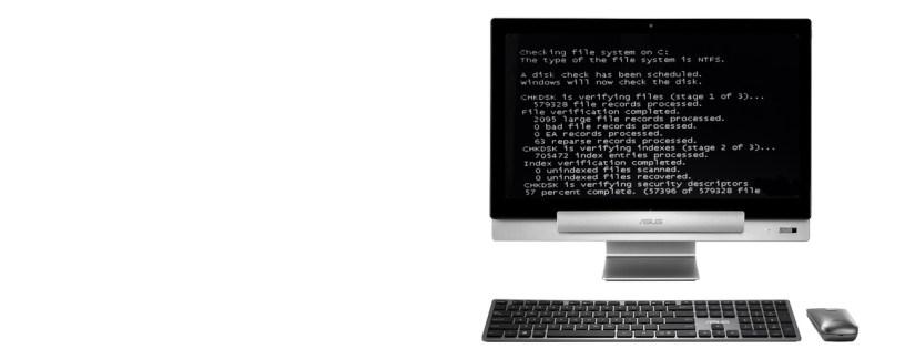 При ВКЛ-ПК нет изображения на экране