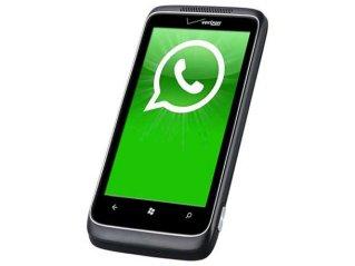 Восстановить WhatsApp