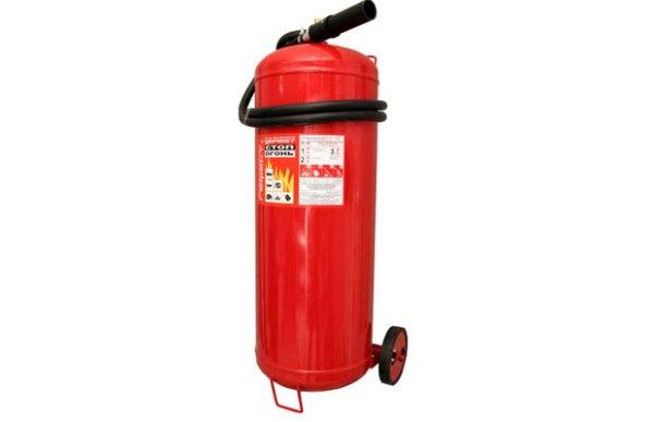 14 5 - Воздушно-пенный огнетушитель ОВП-100