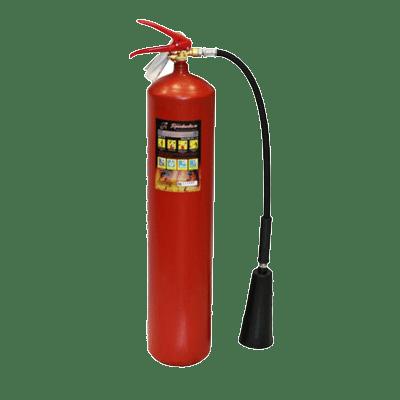 4 - ОУ-5 Огнетушитель углекислотный