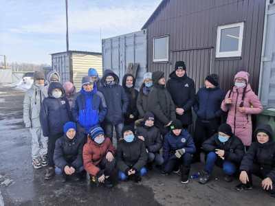 Куда деваются просроченные продукты: школьников познакомили с работой экотехнопарка «Оренбургский»