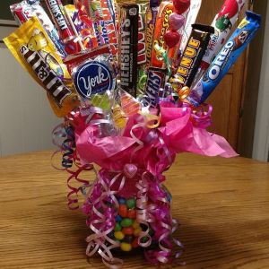Candy Bouquets/Baskets
