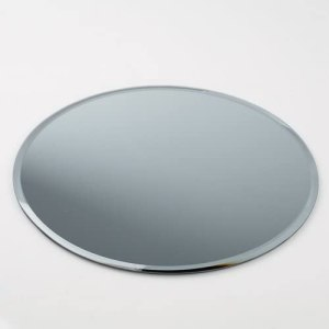 12″ Round Table Mirror