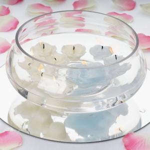 7″ Floating Candle Bowl