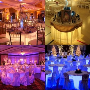 LED Under Table Light