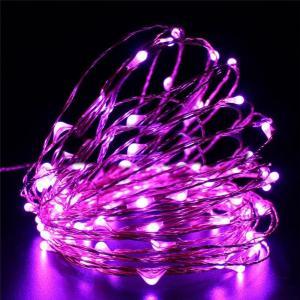 90″ White Starry String Light