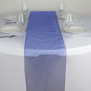 14″ x 108″ Organza Table Runner