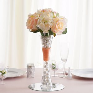 12″ Heavy Duty Hour Glass Vase