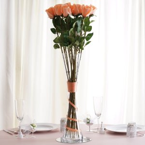 20″ Heavy Duty Hour Glass Vase