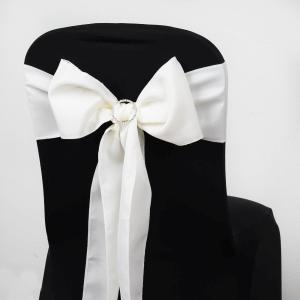 6″ x 108″ Polyester Chair Sash