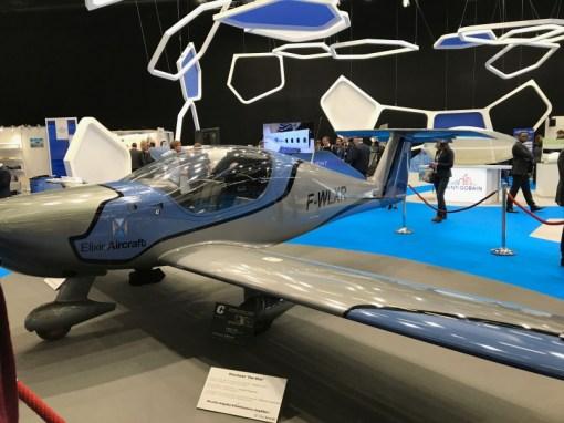Ultralekki samolot - kompozyty węglowe
