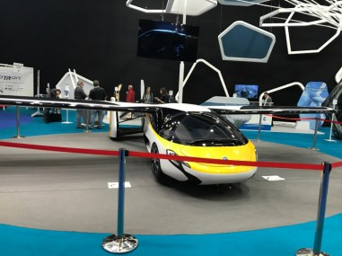 Auto - samolot