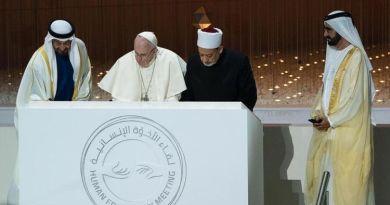"Ini 12 butir Isi Lengkap Dokumen ""Abu Dhabi"""