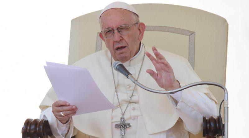Paus sebut kita adalah komunitas