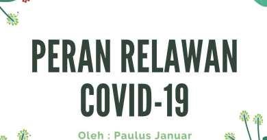 Katolik melawan covid-19
