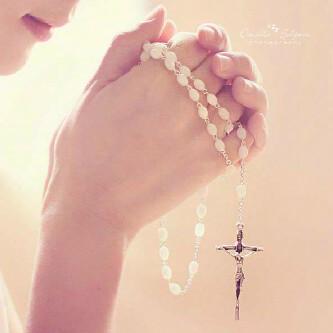 Paus Frasnsiskus Doa Rosario
