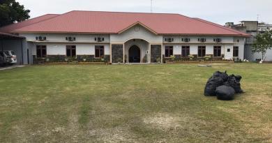 Suasana panti rehabilitasi narkoba, Yayasan Caritas PSE di Lubuk Pakam, Kabupaten Deli Serdang. [Foto: Yaya]