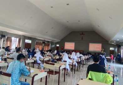 Komlit KAM Gelar Sosialisasi TPE 2020 Bagi Kalangan Imam, Biarawan/ Biarawati & Awam