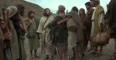 Tuhan Menyembuhkan Bartimeus anak Timeus yang Buta