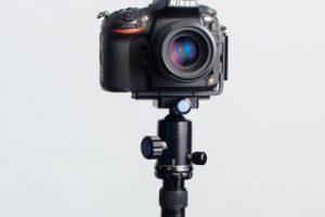 Камера и штатив