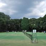 京都御所内テニスコート