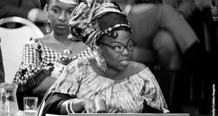 Mme Jeanne Martin Cissé, première femme à présider le Conseil de sécurité de l'ONU. Source unwomen.org