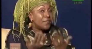 Aminata BARRY, fille de Barry Diawadou, auteure... par kbarrie