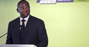 Prof. Nicolas Meda, Ministre Burkinabé de la santé. Source: Le Monde