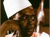 Le mari de Hadja Kadidiatou Diallo Telli El Hadj Boubacar Telli Diallo, premier Secrétaire général de l'Organisation de l'Unité Africaine