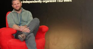 David Bériain. Photo de TEDx UniversidaddeNavarra via Flickr, sous licence CC BY 2.0.