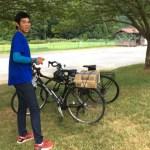 VS隊_彦根サイクリング