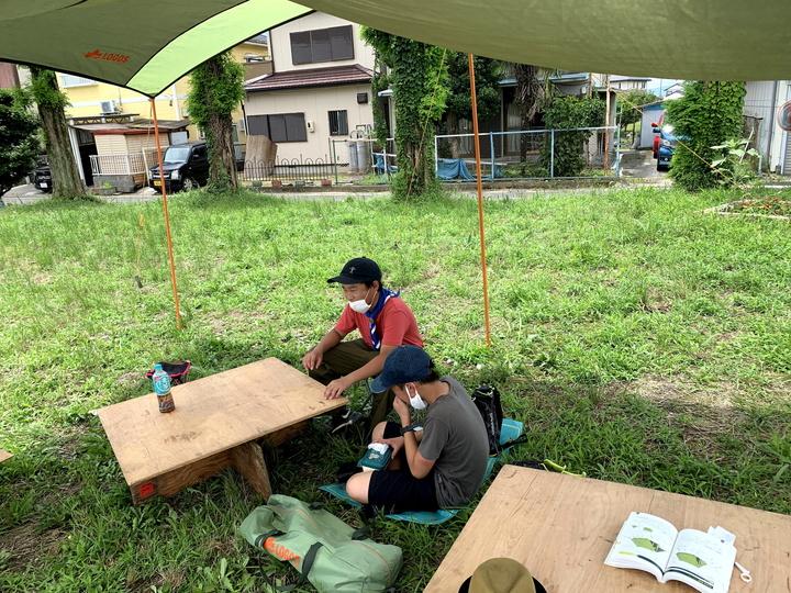 キャンポリー訓練キャンプ