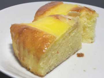 コンビニパンだ_アーモンドと楽しむたまごケーキ【セブンイレブン】中身04