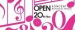 KONCENT Bunkamura Shibuya 11/20 OPEN!