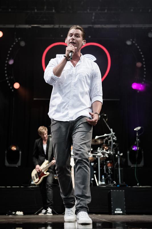 Rasmus Seebach - Grøn Koncert 2012