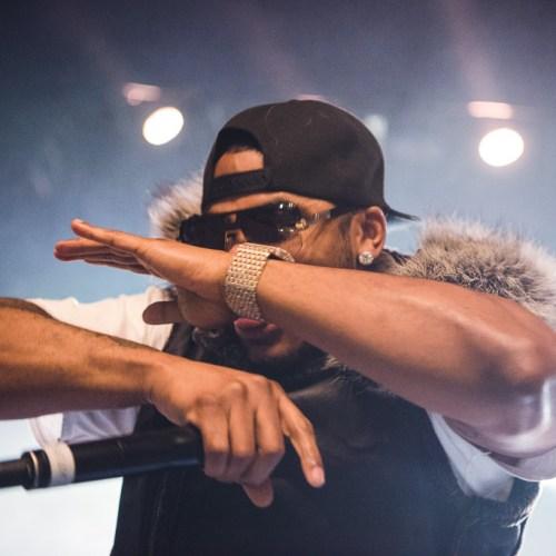 Nelly at VEGA
