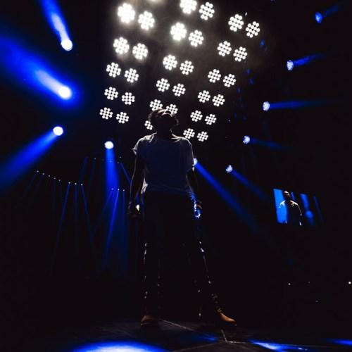 Chris Brown i Forum